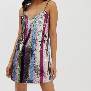 ASOS Sequin Dress
